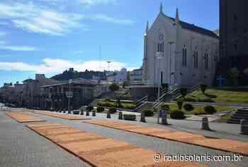 Celebração de Corpus Christi, em Flores da Cunha, será marcada pela fé e compaixão ao próximo | Grupo Solaris - radiosolaris.com.br