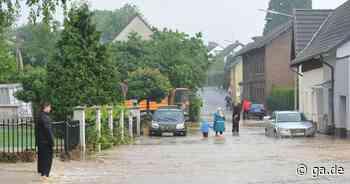 Hochwasserkatastrophe: Als das Wasser Häuser und Brücken in der Grafschaft fortriss - General-Anzeiger Bonn