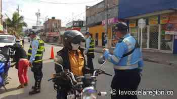 Rebajarán sanciones, intereses y patios a infractores de tránsito en Pitalito - Noticias