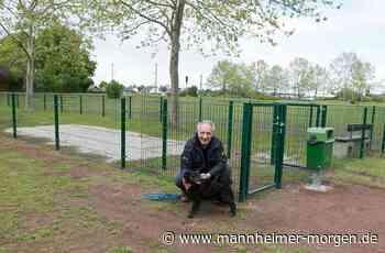 Bald können Hunde über die Wiese toben - Mannheimer Morgen