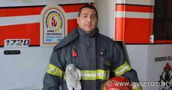 Dolor en San Francisco por la muerte de un bombero voluntario por coronavirus - La Voz del Interior