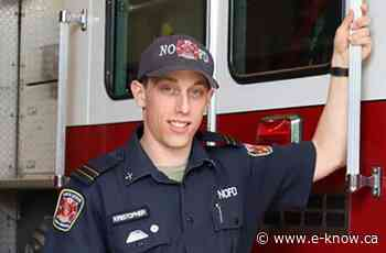 Sparwood Fire Services welcomes new Deputy Chief   Elk Valley, Sparwood - E-Know.ca