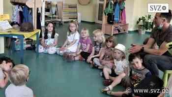 Wittenberge: Montessori-Kinder finden alten Stahlhelm   svz.de - svz – Schweriner Volkszeitung