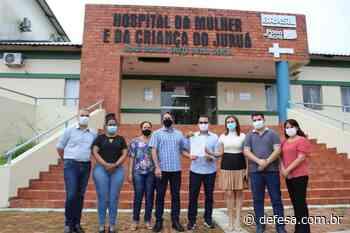 Maternidade de Cruzeiro do Sul recebe veículo da Sefaz e amplia frota - Defesa - Agência de Notícias
