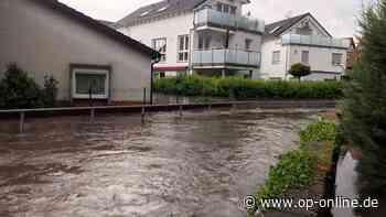 Starkregen setzt in Dreieich etliche Keller unter Wasser - op-online.de