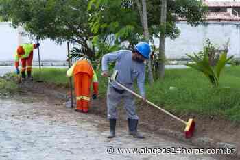Bairros do Pinheiro e Bebedouro recebem mutirão de limpeza esta semana - Alagoas 24 Horas