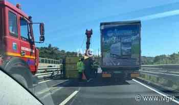 Ennesimo incidente in a10: furgone si ribalta tra Andora e Albenga, fino a 10 km di coda - IVG.it