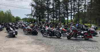 Motorcyclists hold 'peaceful rally' against Fredericton noise bylaw