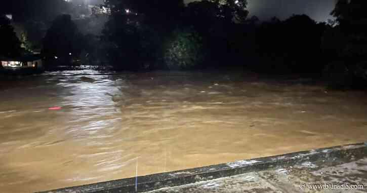 Emergencia invernal en Antioquia: 200 familias resultaron damnificadas en Cisneros por lluvias - Blu Radio