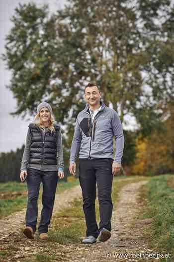 Schritt für Schritt zum Ziel: Höhnharter bietet Coaching im Gehen an - meinbezirk.at