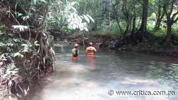 Encuentran adulto mayor ahogado en quebrada de Bugaba - Crítica