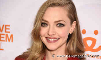 Amanda Seyfried shares rare picture of baby son – and he's adorable - HELLO!