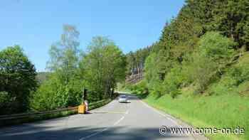 Nettenscheider Straße: Weitere Schlagloch-Piste verschwindet in Altena - come-on.de