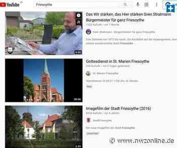 Youtube-Suche Friesoythe: Über den Dächern der Stadt - Nordwest-Zeitung