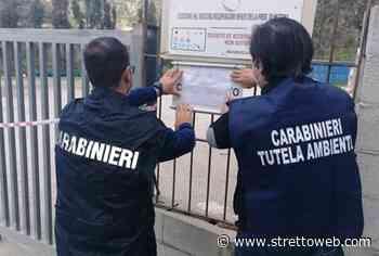 Barcellona Pozzo di Gotto: controlli nelle Isole Ecologiche, denunciate 3 persone e sequestrate 2 aree di raccolta - Stretto web