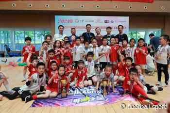 First National Floorball Championship for U8, U10 and U12 played in Hangzhou, China - IFF Main Site - International Floorball Federation