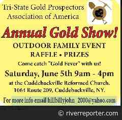 Annual Gold Show! @ CFC - The River Reporter