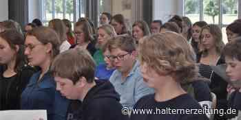 Musik vereint junge Menschen im und am Schloss Nordkirchen - Halterner Zeitung