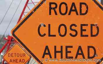Highway 2 to close from Grand Rapids to Swan River - Duluth News Tribune
