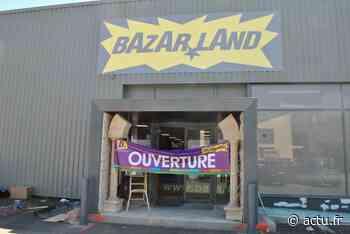 Lot. L'enseigne Bazar Land s'installe à Figeac - Actu Lot