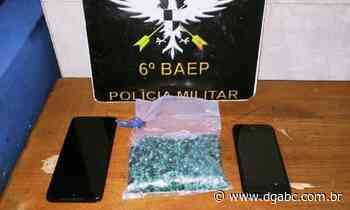 Baep prende três criminosos e recupera 500 gramas de esmeraldas - Diário do Grande ABC