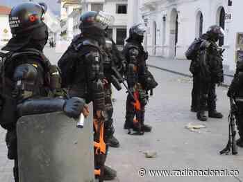 Prohíben al Esmad el uso de arma 'Venom' en Popayán - http://www.radionacional.co/