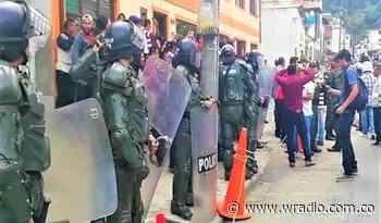 Denuncian amenazas contra la sede del Cric en Popayán - W Radio