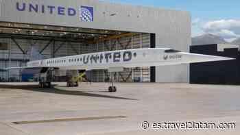 United cierra nuevo acuerdo para comprar aviones a Boom Supersonic - Julian Belinque