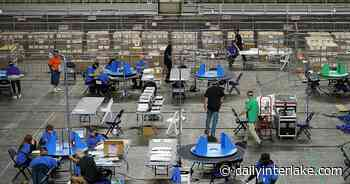 Arizona election data may have been sent to 'lab' near Swan Lake - Daily Inter Lake