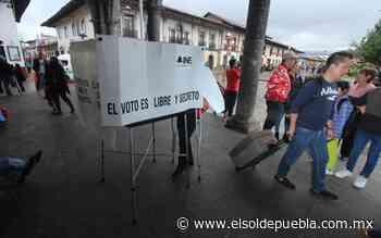 Instalarán 561 casillas en el distrito electoral 13 de Atlixco - El Sol de Puebla
