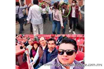 Desconcierto en Morena por la campaña de Atlixco; la controla la dupla Luévano–Manzanilla - Puebla - - La Jornada de Oriente