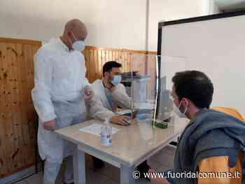 Lotta al Covid: aperto il centro vaccinale di prossimità di Vimodrone (VIDEO) - Fuoridalcomune.it