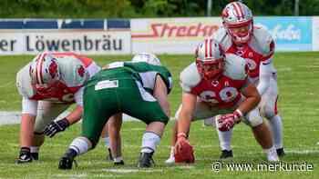 American Football GFL2: Fursty Razorbacks zu Gast in Bad Homburg - Merkur Online