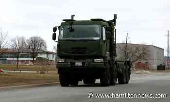 Army reservists conducting training in Hamilton, Niagara and Haldimand - HamiltonNews
