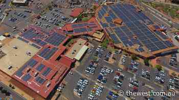 Karratha City shopping centre goes green with solar upgrade - The West Australian