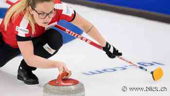 Curling: Sieg gegen Tschechien! Alina Pätz mit perfekter Trefferquote - BLICK