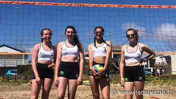 Tarascon-sur-Ariège. Premier match officiel de beach-volley pour le TFVB, cet après-midi à Labarre - ladepeche.fr