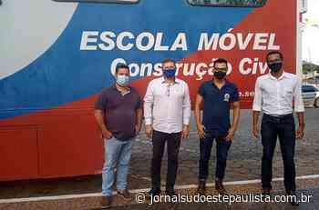 Sebrae proporciona curso grátis de pintor em Itaporanga - Jornal Sudoeste Paulista