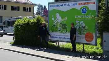 Kolbermoor tritt in die Pedale – Binnen drei Wochen heißt es möglichst viele Kilometer zu erreichen - ovb-online.de