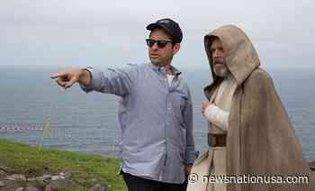 J.J. Abrams Talks Not Planning The 'Star Wars' Sequel Trilogy - News Nation USA