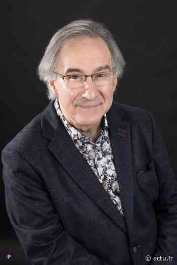Natif de Bernay, Marc Hébert publie Le vase d'Alienor, son premier roman - L'Eveil Normand