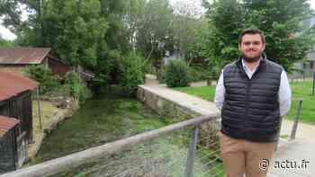 """Bernay. Un jeune habitant lance une opération """"rivière propre"""" - actu.fr"""