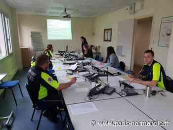 EN IMAGES. Comment les sauveteurs-secouristes de Bernay se sont adaptés pour poursuivre leurs actions de secours en pleine pandémie? - Paris-Normandie