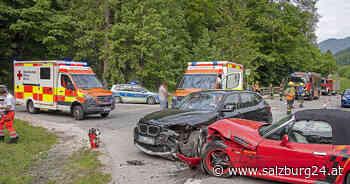 Ramsau bei Berchtesgaden: Vier Verletze nach Unfall - SALZBURG24