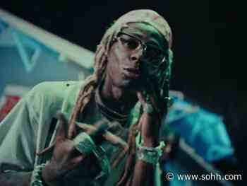 Lil Wayne Has Found The Little Kid Inside Him – Literally - SOHH