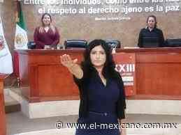 Marina Ceja Díaz... Al pendiente de posibles delitos electorales contra la candidata líder en BC - El Mexicano Gran Diario Regional