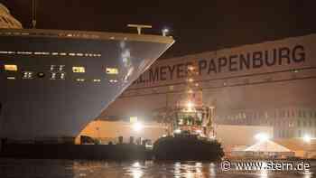 Schiffsbau in Papenburg: Meyer-Werft lässt Belegschaft über Stellenabbau abstimmen - STERN.de
