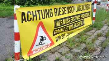 Splitting in Papenburg wird in den Sommerferien ausgebessert - NOZ