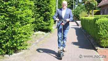 Auch Johannes Pott will Bürgermeister in Papenburg werden - NOZ