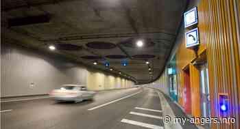 Fermeture du tunnel Angers – Avrille les nuits du lundi 9 mai au jeudi 11 mai 2016 inclus. - Angers Info